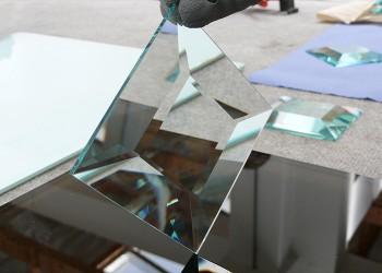 Fazetare geamuri si oglinzi